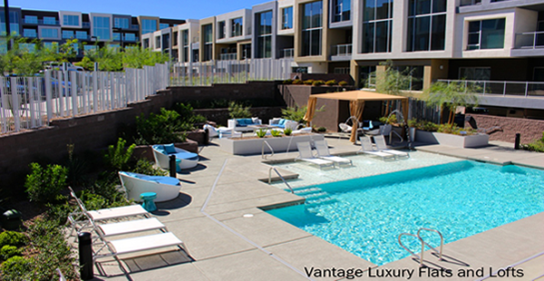 Vantage Luxury Flats and Lofts